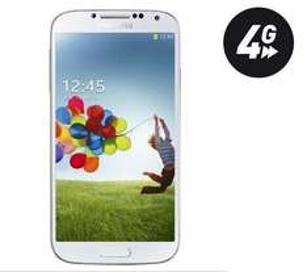 Samsung Galaxy S4 für 289,99 € (16GB)