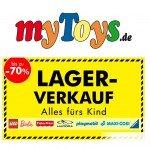 myToys.de bis zu 70% reduziert + 10€ - Gutschein oder Gratis Versand ab 30€