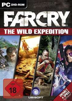 Far Cry: The Wild Expedition für 23,97€ (zzgl. USK 18 Versand)
