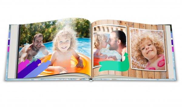 Fotobuch A4 mit 120 Seiten für nur 25,99 €