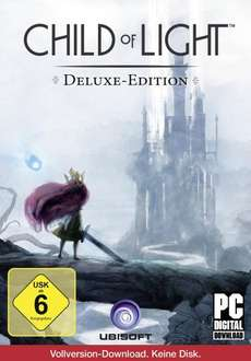 [uPlay] Child of Light Deluxe Edition