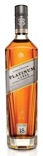 [Amazon Blitzangebot]  Johnnie Walker Platinum 0,7l  [Whisky, Blended Scotch]