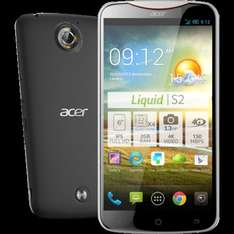 [Zack-Zack.de Flashsale] Acer Liquid S2 ( Rot u. Schwarz) Smart­phone 4k Video & LTE inkl. Vsk für 299 €