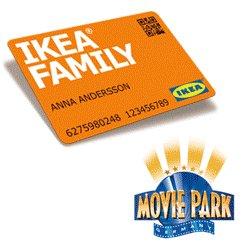 [Lokal] Movie Park 50% auf Eintritt mit Ikea Family
