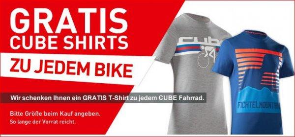 5 - 10% auf FAST ALLE Cube Bikes(Fahrräder)Modelle 2014 + Zugaben im Wert von ca 50€ !! GRATIS VERSAND mit DHL
