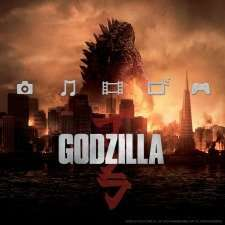 """Godzilla"" Design Bundle (PS3)"