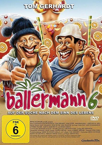 [Amazon Prime] Ballermann 6 DVD (Kultfilm mit Tom Gerhardt) für 4,97€ (Nicht-Prime: min. 5,99€)