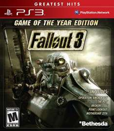 Fallout 3: Game Of The Year Edition (PS3) für 14€ @Amazon.com