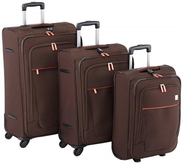 TITAN Koffer-Set Modesto 3-teilig, chocolate für 146,24 €