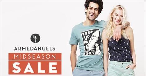 ARMEDANGELS FAIR&BIO-Mode-Shop Midseason Sale bis 50%