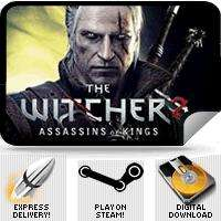 The Witcher 2: Assassins of Kings Steam Key für 12.99€ bei g2play
