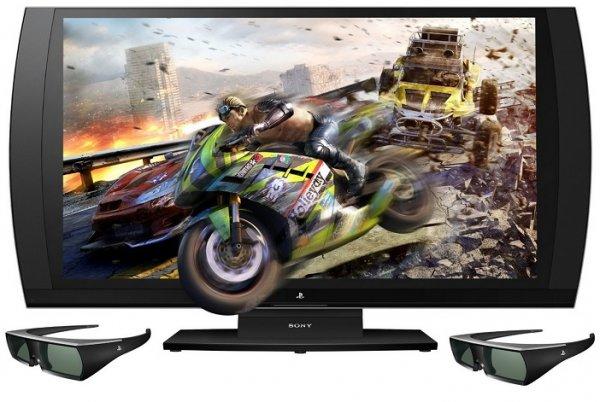 Sony Computer Entertainment 3D Bildschirm 24 Zoll für 195,99€ @ Redcoon