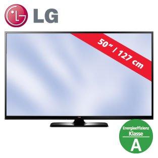 LG Plasma-TV 50PB560U mit Triple-Tuner für 299,-