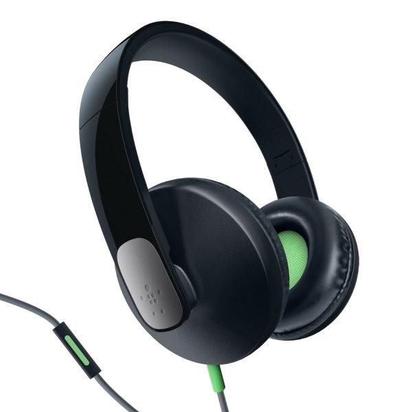 Belkin PureAV009 für 29€ - Bügel-Kopfhörer @Computeruniverse