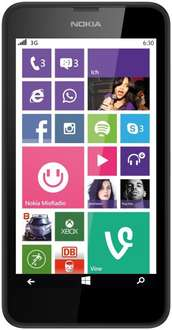 Nokia Lumia 630 Single-SIM [amazon.co.uk]