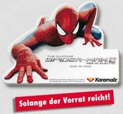 Spiderman 2 Wandbild Kostenlos (Facebook)