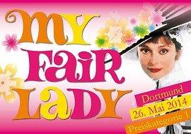 My Fair Lady - Zwei Ticket in Dortmund fuer 41,95 statt 139,10