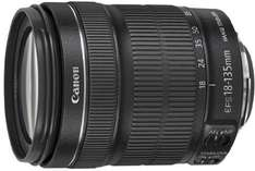 [Canon Cash Back] Canon EF-S 18-135mm 1:3,5-5,​6 IS STM [285,49 Euro]