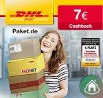 7€ Cashback bei Neuregistrierung für DHL-Paket über Qipu