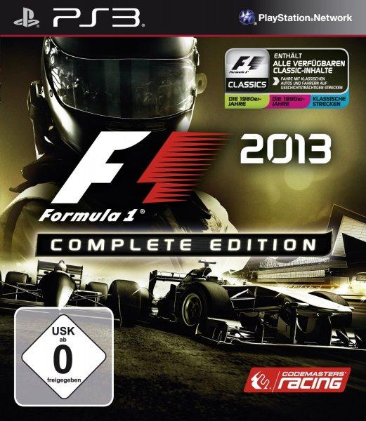 F1 2013 - Complete Edition [360/PS3] für 25,49€