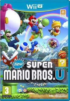 New Super Mario Bros. U (Wii U) für ca. 28,30 € inkl. Vsk. @Amazon UK/Game