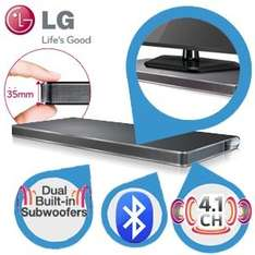 [Ibood] LG LAP341 - SoundPlate mit 4.1-Kanal-Surround-Sound - 175,90 €