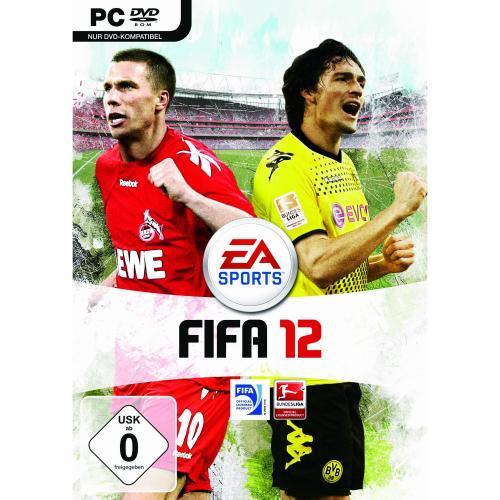 FIFA 12 (PC / engl. Version) für nur 28,95€ @GameSeek