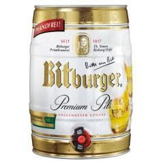 [Lokal?]  Pfandfrei 5L Bitburger Partyfass 6,66€ @Lidl