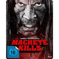 [Müller] Machete Kills exklusives Steelbook