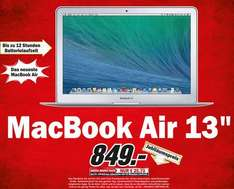 "[LOKAL-HAMBURG] Neues MacBook Air 13"" für 849,-€"