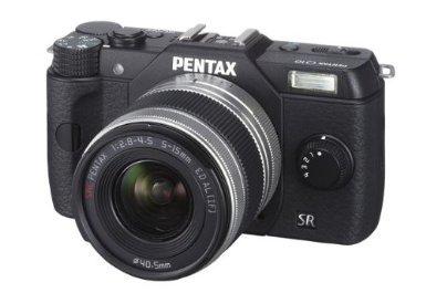 Pentax Q10 Systemkamera inkl. 5-15mm Objektiv für 186€ @Amazon.fr