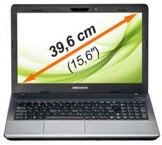 "MEDION AKOYA E6232 MD 99222 Notebook 15,6""/39,6cm, i3, 500GB HDD, 4GB RAM, Windows 8, mattes Display, B-Ware @ebay"