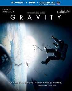 Gravity [Blu-ray] für 9,99€ bei Amazon.de