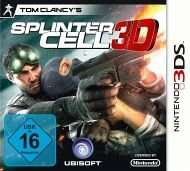 [3DS] Tom Clancy's Splinter Cell 3D @ Buecher.de