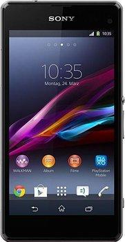 Sony Xperia Z1 Compact Schwarz für 349€ @Base