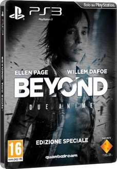 Beyond: Two Souls – Special Edition für 48,65€ @Amazon.it