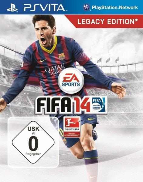 PS Vita (PSN Sale) Fifa 2014 Legacy Editon