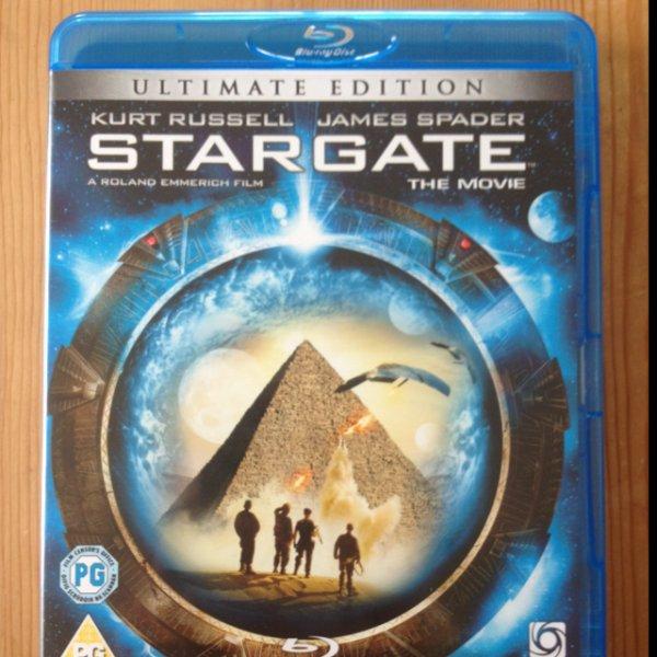 Stargate Ultimate Edition 6,27€ UK BluRay !LINK IM 1.KOMMENTAR!