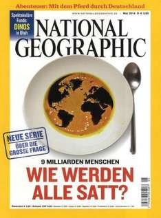 National Geographic 13,80€, Eltern Family 8,30€,