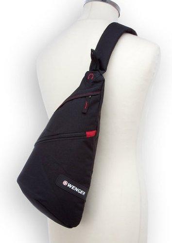 Wenger Body Bag / Slin Bag  in schwarz für 16,95€ frei Haus @DC