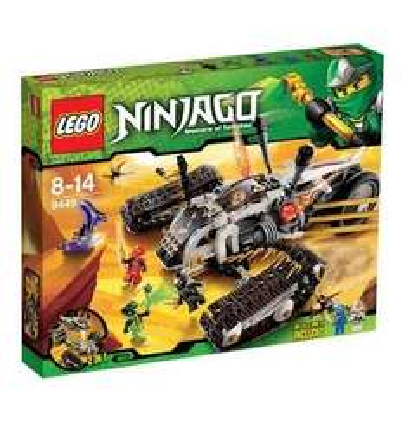 LEGO Ninjago Ultraschall Raider 9449 für  39,99 €
