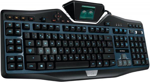 Logitech G19s  Gaming Tastatur @B4F - Neukunden: 86,80€ und Bestandskunden: 91,80€