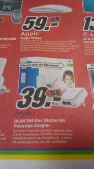 Media Markt Devolo DLAN 500 Duo Starter Kit