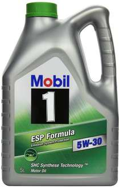 MOBIL 1 ESP FORMULA 5W-30, 5 Liter Kanister, Motoröl, AMAZON  33,49 EUR