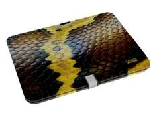 Lifstil Design Snake Yellow Case Schutzhülle (iPad 2/3/4) für 14€ @Gravis