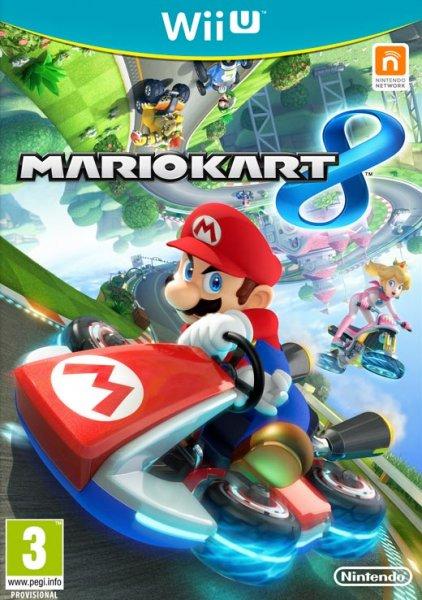 Mario Kart 8 inkl Versand für 41,65€ vorbestellen