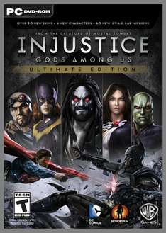 Injustice: Gods Among Us Ultimate Edition (PC-Steam)