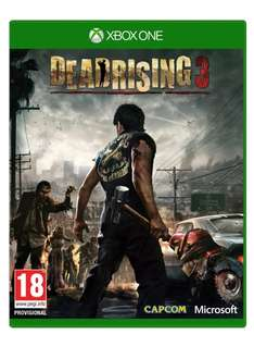 Dead Rising 3 (Xbox One) für 40,64 € inkl. Vsk. @Amazon UK/Game