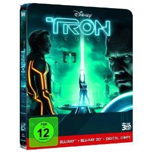 [BluRay] Tron Legacy 3D (inkl. 2D und Digital Copy) bei Amazon.de
