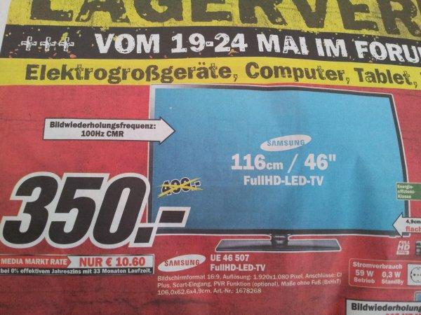 [lokal@MM Wetzlar] Samsung UE 46 F5070
